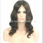 Wig avec cheveux mongole ou juif pour femmes
