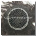 Système de remplacement LW521 Cheveux longs cheveux intégration