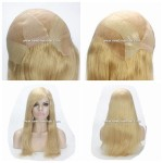 NTW3 Full wig cheveux blonds