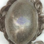 HS25-V Toupet ou postiche super mince pour homme