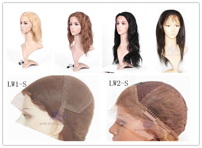 Difference entre un tissage et une lace wigs