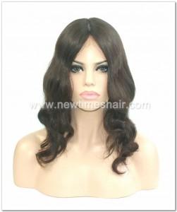Wig avec cheveux mongole ou juif pour femmes 01
