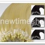 Micro anneau pour extension de cheveux