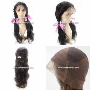 Full Lace 01 cheveux humains indiens livraison immediate