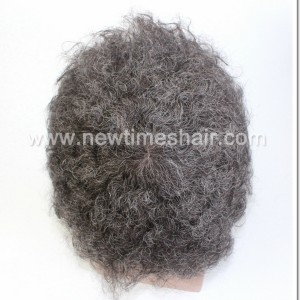 LJC1961 Toupee Afro For Black Men03
