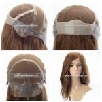 LL685 Lace wig avec antiderapant en silicone pour femmes