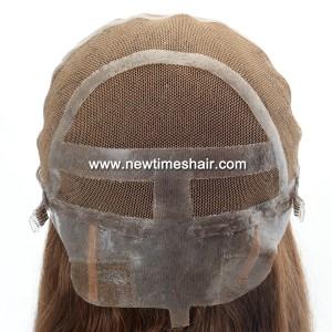 LL685 05 Lace wig avec antiderapant en silicone pour femmes