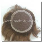LW503 toupee ou postiche Remy Hair pour femmes