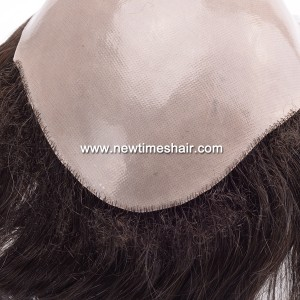 1601LL076- 03Full-Poly-Coated-Skin-toupee