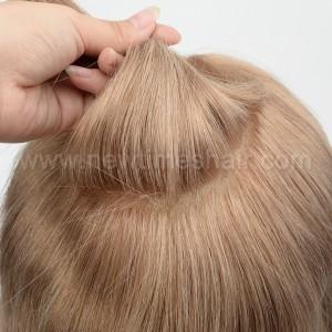 LJ2705 02 Full Wigs avec Lace Front et Poly pour femmes