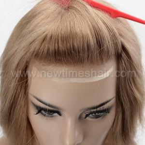 LJ2705 03 Full Wigs avec Lace Front et Poly pour femmes