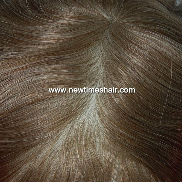 ljc297 cheveux naturels inject s dans la micro peau postiche hommes. Black Bedroom Furniture Sets. Home Design Ideas