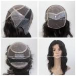LW1089 Perruques ou Wig en Micro Peau Silicone pour femmes