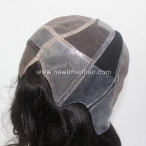 LW1089 Perruques ou 02 Wig en Micro Peau Silicone pour femmes