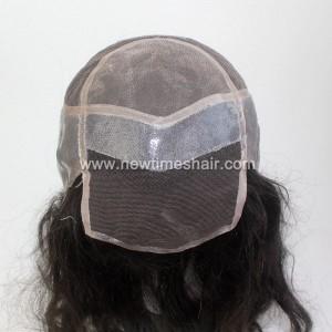 LW1089 Perruques ou 03 Wig en Micro Peau Silicone pour femmes