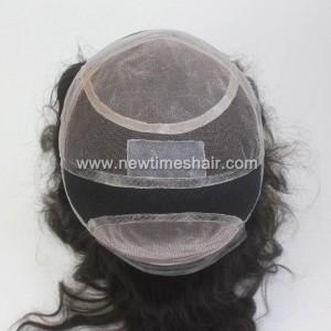 LW1089 Perruques ou 04 Wig en Micro Peau Silicone pour femmes