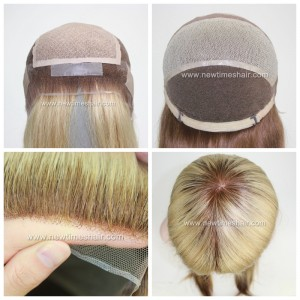 LW2999 01 Lace avec bonnet en soie pour femmes