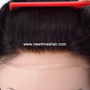 LW5781 05 Wig avec bonnet en soie couleur Ombre pour femmes