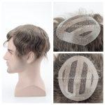 LW4799 Remplacement de cheveux pour hommes et femmes