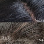 La difference entre les noeuds blanchis et le silk top