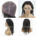 LX284-Full lace cheveux curly pour femmes