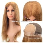 Full lace en blond