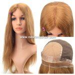 Full lace en blond