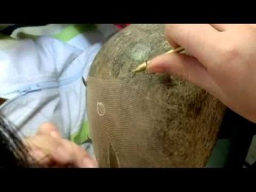 new single split knots, hair toupee, toupee, mens wigs   Newtimeshair.com