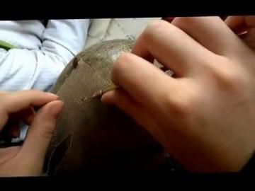 repair the tears, mending base tears, repair a hair toupee base   newtimeshair.com
